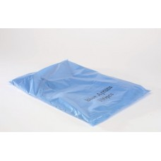 Disposable Flat Pack Polythene Apron - White or Blue