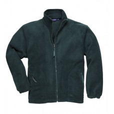 Bottle Green F400 Argyll Heavy Fleece Jacket size S,M,L,XL,2XL