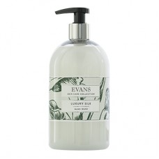 Luxury Silk Liquid Soap 500ml Pump