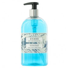 Ocean Blue Soap 500ml Pump