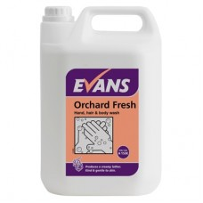 Orchard Fresh Hand & Body Wash 5 Litre