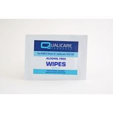 Alcohol Free Cleansing Wipe (Box of 100)