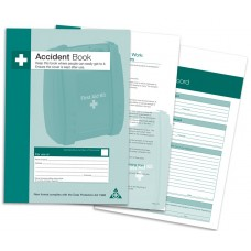Accident Recod Book A4