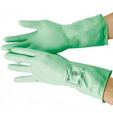 Shield Green Household Rubber Glove
