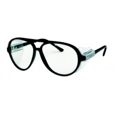 Eclipse Blue Frame Clear Lens Safety Spectacle