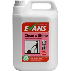 Clean & Shine Floor Maintainer 5 Litre