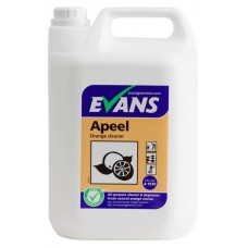 Apeel Orange Neutral Hard Surface Cleaner 5 Litre