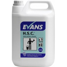 HSC Hard Surface Cleaner 5 Litre