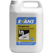 Disperse Drain Grease 5 Litre