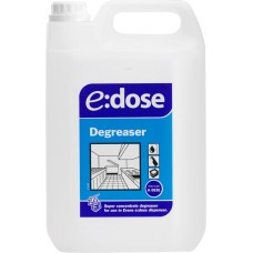 E-DOSE Degreaser (BLUE)-Conc.5LT.