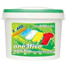 Evans One 3 Five NON Bio Laundry Powder 10Kg