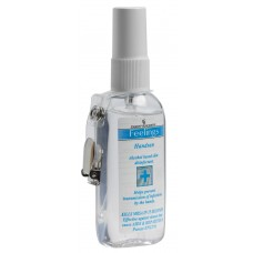 Evans Handsan Skin Sanitiser 75ml Tottle