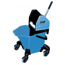 SYR Combo Mopping Bucket TC20 Blue/Yellow