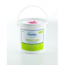R505 Clinitex Antibacterial Surface Wiprs (x500)