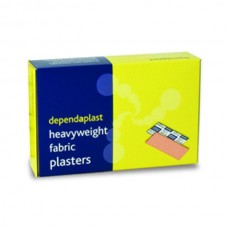 Dependaplast Fabric Plasters Assorted Sizes x 100
