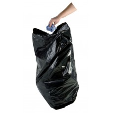 Storm Black Refuse Sack