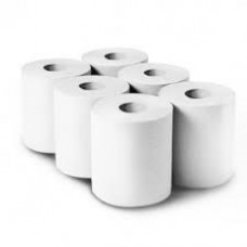 White 2ply Centrefeed Rolls 150 metre (