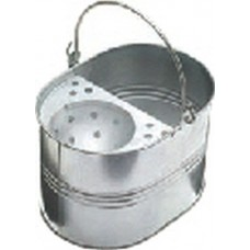 Galvanised Steel Mop Bucket