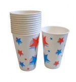 Whizz Waxed Paper Cups 9oz