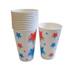 Whizz Waxed Paper Cups 12oz