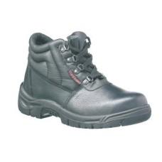 FW10 Black Toe Cap & Midsole Safety Boot