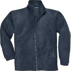 Navy Blue F400 Argyll Heavy Fleece Jacket size S,M,L,XL,2XL
