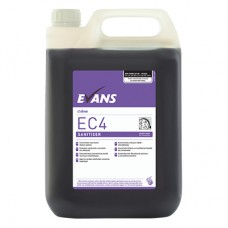 EC4 Super Concentrate Sanitiser - New Formulation 5 Litre