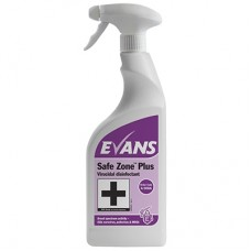 Safezone Plus RTU Virucidal Disinfectant Cleaner 750ml