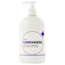 Carehands Barrier & Moisturising Cream 500ml Pump