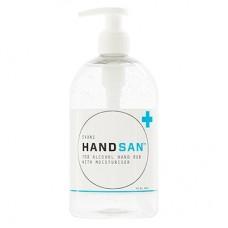 Evans Handsan Skin Sanitiser 500ml Pump