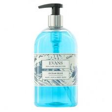 Ocean Blue Soap 500ml Pump