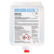 Evans Handsan Skin Sanitiser Evolve Cartridge 6x 1 Litre