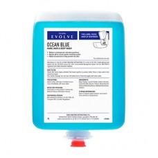 Ocean Blue Hand Soap Evolve cartridge 6x 1 Litre