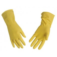 Shield Yellow Household Rubber Glove