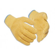 A130 Orange Criss Cross Grip Glove size XL