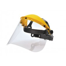 PW91 Clear Polycarbonate Visor