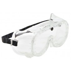 Indirect Vent Clear Lens Goggle
