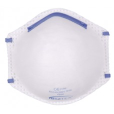 Biztex P200 Disposable P2 Dust Mask FFP2 (Box of 20 masks)