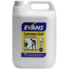 Lemon Gel Floor Cleaner 5 Litre