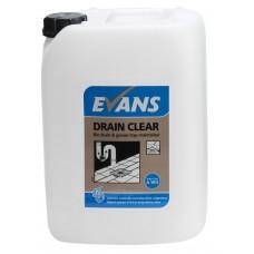 Evans Drain Clear 10 Litre