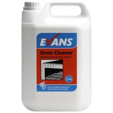 Oven Cleaner with Gun 5 Litre
