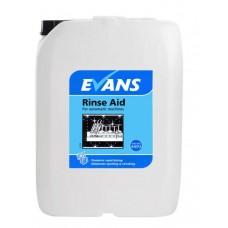 Evans Rinse Aid 20 Litre