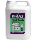 Final Touch Bactericidal Neutral Cleaner 5 Litre