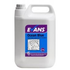 Ocean Blue Hand Soap 5 Litre