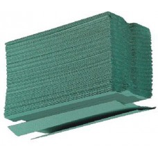 Green C Fold 1 ply Paper Hand Towel