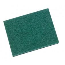 Green Non Woven Scourer Pad