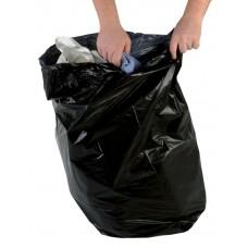 Biodegradeable 18 x 29 x 39 Black Refuse Sack x150