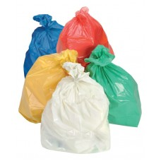 Refuse Sacks  Blue,Green,Red,Yellow