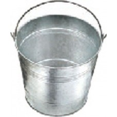 Galvanised 2 Gallon Bucket